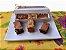 Brownie 6 bocados Sabores - Imagem 1