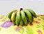 Banana Prata Mel 1 kg - Imagem 1