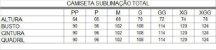 CAMISETA LED SANTOS - HORIZONTE ARTIFICIAL AZUL - Imagem 2