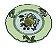 Prato Sobremesa Fruits - Imagem 3