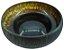 Vaso Decor de Vidro 10CMxØ29 - Marrom - Imagem 2