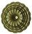 Forma para Bolo Duquesa Alumínio Fundido 20225 - Imagem 6