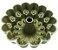 Forma para Bolo Marquesa Alumínio Fundido 20224 - Imagem 4