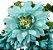 Buque Dalia X5 28CM Azul 06259 - Imagem 3