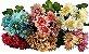Buque Dalia X5 28CM Rosa 06259 - Imagem 6