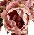 Mini Buque Peonia X7 30CM Rosa Antigo 03320 - Imagem 3