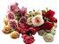 Buque Rosa X9 51CM Champanhe 07989 - Imagem 4
