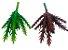 Suculenta 16CM Vermelho 06763 - Imagem 3