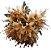 Buque Lírio Mini X18 Chá Outono 32CM 42989006 - Imagem 1