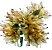 Buque Lírio Mini X18 Creme Outono 32CM 42989001 - Imagem 2