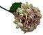 Haste Hortênsia Rosa Claro 49CM GF0003 - Imagem 1