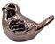 Enfeite Pássaro Cerâmica Rose 10CM FR161407 - Imagem 2