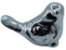 Enfeite Pássaro Cerâmica Prata 6CM FR161405 - Imagem 1