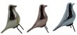 Enfeite Pássaro Cerâmica Dourado Pequeno - Imagem 4