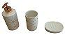 Kit Banheiro Cerâmica 3 Peças ZT8556 - Imagem 2