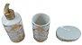Kit Banheiro Cerâmica 3 Peças ZT8557 - Imagem 2