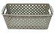 Organizador Quadratta Cores Sortidas 27x12x12 893 - Imagem 5