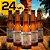 Cerveja artesanal kit 24/un - Princesinha Pilsen 355ml - Imagem 1