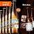 Cerveja artesanal kit 10/un - Oktoberfest 500ml + Grátis 2 Princesinha Pilsen 355ml  - Imagem 1