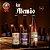 Cerveja artesanal kit Stras 20 - KIT ALEMÃO - 12 Unidades, 4 Original 1987 + 4 Weiss + 4 Oktoberfest, 500ml - Strasburger - Imagem 1