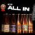 Cerveja artesanal - Kit All In 12/un - 2 Original 1987 + 2 Weiss + 2 Oceana Porter + 2 IPA + 2 APL + 2 Oktoberfest, 500ml - Imagem 1