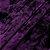VELUDO MOLHADO 0,8MM COM FUNDO CAMURÇA COR ROXO 1/2 METRO - Imagem 1
