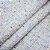 TECIDO TRESSE CHANEL TOKYO COR BRANCO 1/2 METRO - Imagem 1