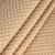 MATELASSE LUXO 1.5 COR AREIA FUNDO MANTA 1/2 METRO - Imagem 1