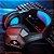 Kit Gamer Hunterspider v1 Headset Mouse Mousepad Cabo Adaptador - Imagem 4