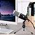 Microfone GGMM F1 Streamer, com entrada USB, ideal para Lives, Streams em Jogos, Vídeo aulas e muito mais. - Imagem 3
