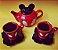 Kit Café Mickey Vermelho - Imagem 1