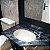 Adesivo Mármore Silver Black Gloss (Largura 1,22m) - VENDA POR METRO - Imagem 2