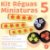 Kit Réguas Miniaturas 5 - Imagem 1