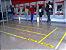 Caixa 16 Fitas Demarcação De Solo 50 mm X 15 Metros - Cor Amarelo - Imagem 2
