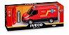 Brinquedo Van Iveco Daily Resgate Bombeiro Com Acessórios Usual Brinquedos - Imagem 2