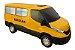 Brinquedo Miniatura Van Iveco Daily Van Escolar Abre Porta  - Imagem 3