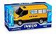 Brinquedo Miniatura Van Iveco Daily Van Escolar Abre Porta  - Imagem 2