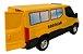 Brinquedo Miniatura Van Iveco Daily Van Escolar Abre Porta  - Imagem 6