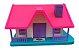 Casinha Boneca Bella Encantadora Usual Brinquedos - Imagem 4