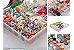 Caixa Organizadora Grande Box Multiuso Plus 34 Divisórias - Imagem 2