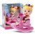 Boneca Little Dolls Balancinho Poney Unicórnio Diver Toys - Imagem 2