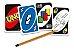 Jogo De Mesa Uno Copag 114 Cartas Com Cartas Personalizáveis - Imagem 2