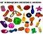 Kit 10 Mordedores Brinquedo Diversos P/ Cachorros Pequenos - Imagem 3