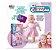 Boneca Bebê Coração Primeiros Sons Do Nenem Milk Brinquedos - Imagem 4