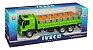 Caminhão Iveco Tector Dropside Miniatura Cores  - Imagem 3