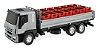 Caminhão Iveco Tector Dropside Miniatura Cores  - Imagem 2