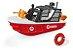 Barco Rescue Team 470 Miniatura Plástico Com Acessórios - Imagem 1