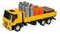 Caminhão Miniatura Iveco Tector Com Acessorios Usual - Imagem 2