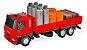 Caminhão Miniatura Iveco Tector Com Acessorios Usual - Imagem 5