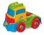 Brinquedo Educativo Caminhão Monta Desmonta Com Ferramentas - Imagem 3